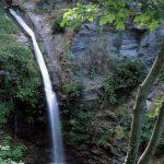 Un tempo lugo rende più fotogenica una cascata