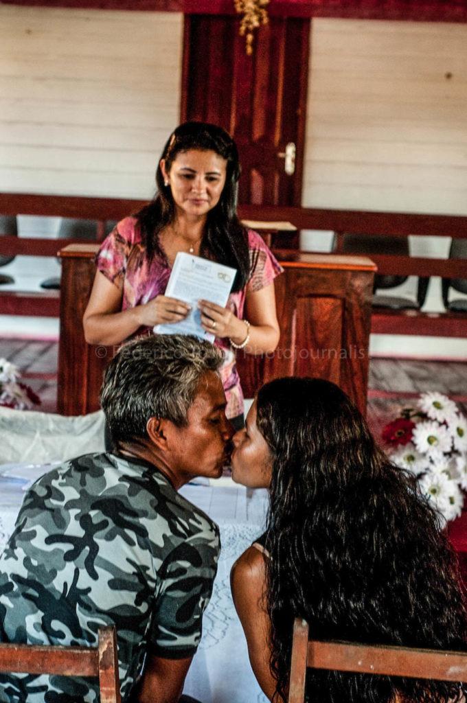 Giustizia itinerante in Amazzonia