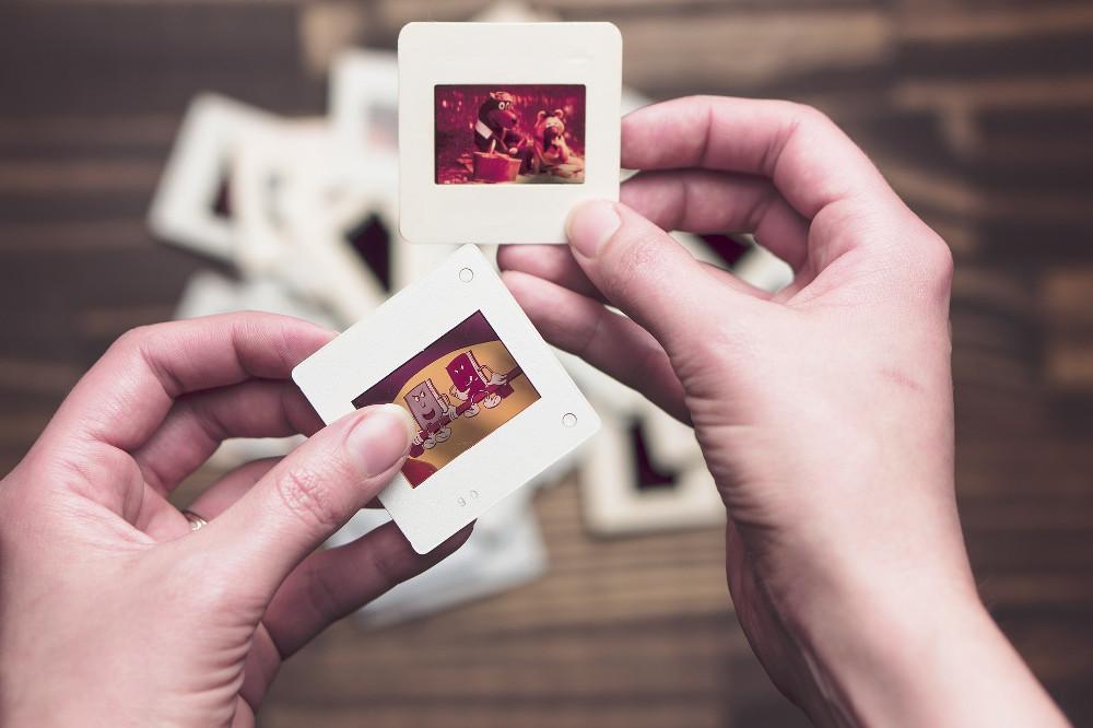 pellicola vs. file digitale